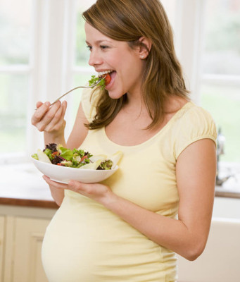 Pregnancy Nourishment for Mom and Baby