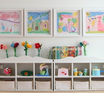 Maximize Storage Space In Your Child's Room