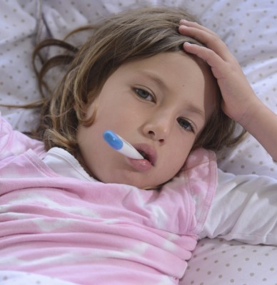 First Aid for Your Child: Fever