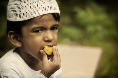 Is Your Little One Fasting?