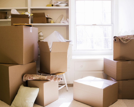Moving to a new home? Clean it up in 4 easy steps