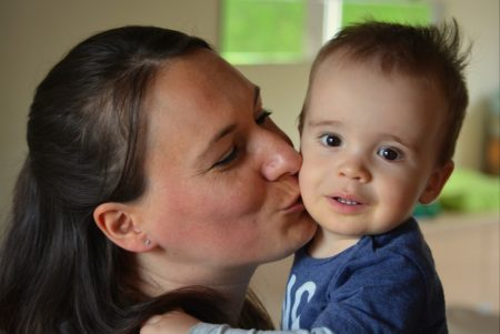 I Won't Force My Child to Kiss Me, Neither Should You
