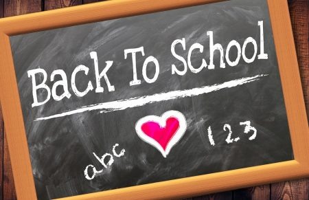8 Steps Towards Transitioning Your Family From The Summer Holidays To School