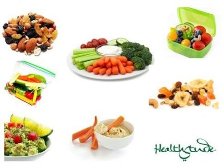 Healthy Lunch Ideas For Both You and Your Kids!